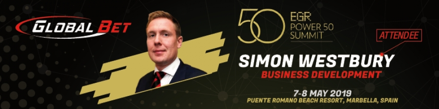 Global Bet at the EGR Power 50 Summit 2019