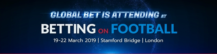 Global Bet is attending the 6th edition of Betting on Football 2019