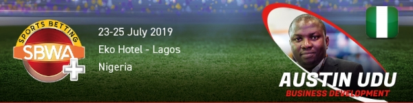 Global Bet will be exhibiting in Lagos