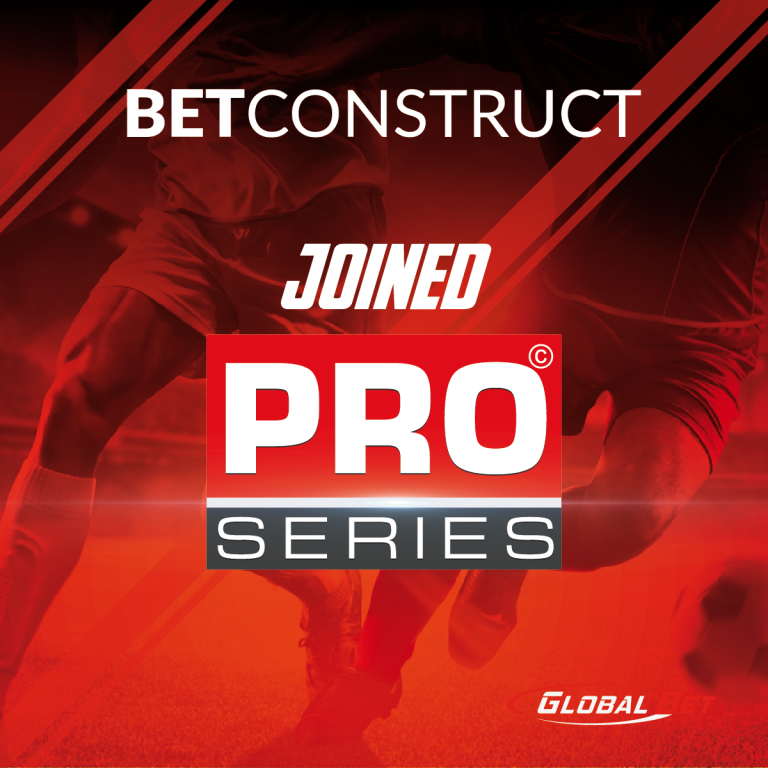 BetConstruct Launches GlobalBet Virtual Sports PRO Games