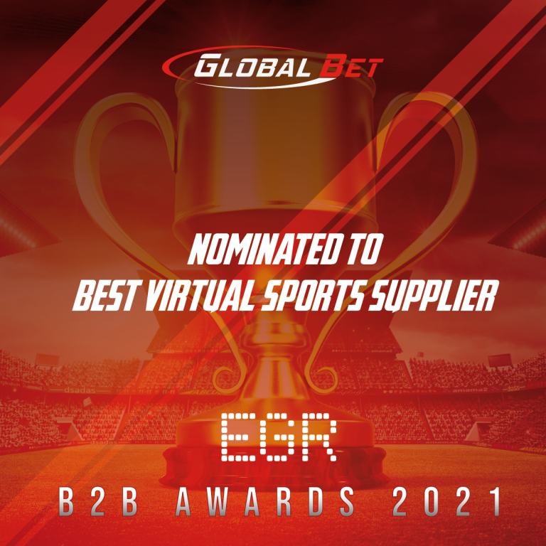GlobalBet is Nominated as the Best Virtual Sports Supplier